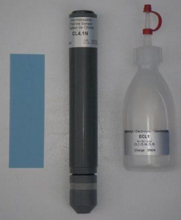 Klór elektróda