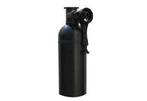 DLK 10x17 kézi mobil vízlágyító berendezés
