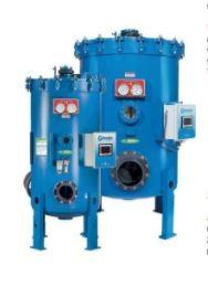 SP-55-48-2076 NEPTUN FILTER DEFENDER PERLIT szűrő, energia takarékos vízforgató szűrő, vízforgatós medencékhez (DN300, 604m3/h, 1mikron), Csz:PERL-0005