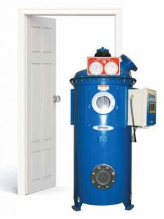 SP-29-36-400-A, NEPTUN FILTER  DEFENDER PERLIT szűrő, energia takarékos vízforgató szűrő, vízforgatós medencékhez (DN150,86m3/h, 1mikron), Csz:PERL-0010