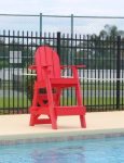 NEPTUN Egylépcsős úszómesteri szék