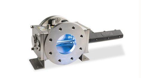 """WF-230-10 középnyomású UV fertőtlenítő berendezés medencéhez, 10"""" - DN250, 60 mJ/cm2, 450 m3/h"""
