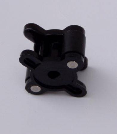 Per. sziv. G80 0,6 l/h - GÖRGŐSOR fekete