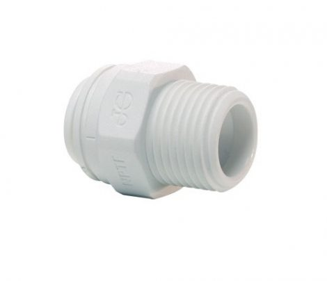 """JG Toldó adapter, Menet (G1/4"""") - Gyorscsatlakozó karmantyú Speedfit (6mm) (PP010822W)"""