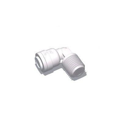 """MD Könyök Adapter, Menet (G1/4"""") - Mur-lok (10 mm) Gyorscsatlakozó karmantyú (P0620416)"""