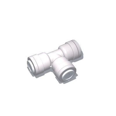 MD T-idom, 3x Mur-lok (6-6-6 mm) Gyorscsatlakozó karmantyú (V0420426)
