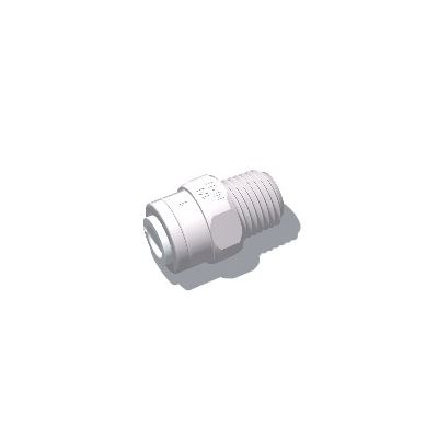 "MD Adapter, Menet (G3/8"") - Mur-lok (10 mm) Gyorscsatlakozó karmantyú (O0620616)"