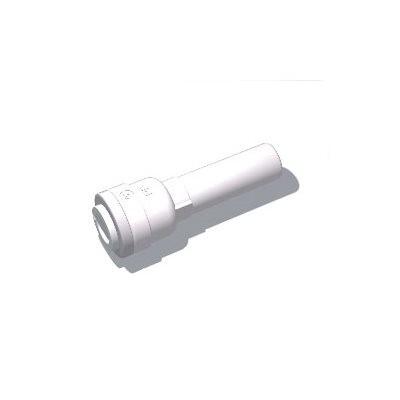 MD Szűkítő, Csőcsonk (8 mm) - Mur-lok (6 mm) Gyorscsatlakozó karmantyú (S0420566)