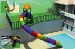 MODUL TOBOGAN 0007 Csúszdás vizes játszótér