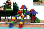 MODUL TOBOGAN 0014 Csúszdás vizes játszótér