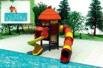 MODUL TOBOGAN 0023 Csúszdás vizes játszótér