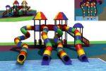 MODUL TOBOGAN 1014 Csúszdás vizes játszótér