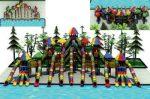 MODUL TOBOGAN 1027 Csúszdás vizes játszótér