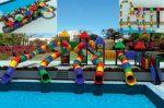 MODUL TOBOGAN 1039 Csúszdás vizes játszótér