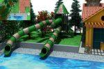 MODUL TOBOGAN 1052 Csúszdás vizes játszótér