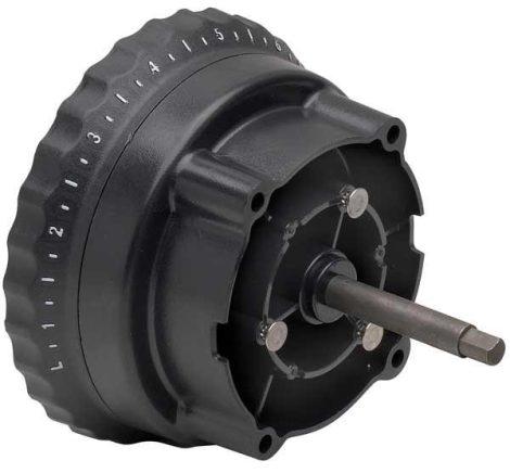 STENNER adagoló vezérlő tengellyel, egyfejes 45 és 85-ös állítható szivattyúkhoz (FC5040D)