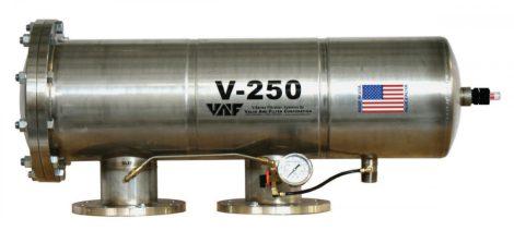 VAF V-250 szkenneres dobszűrő DN80-100