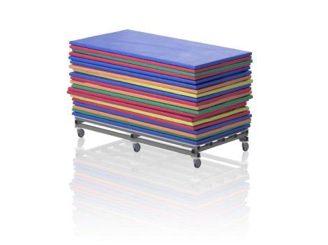 DOLLY M - Görgős szállítólap matracoknak