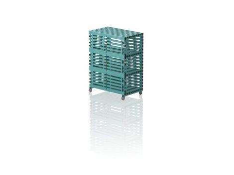 KABI XL - Gurulós kabinet szekrény