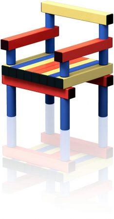STEFI - Gyerek szék