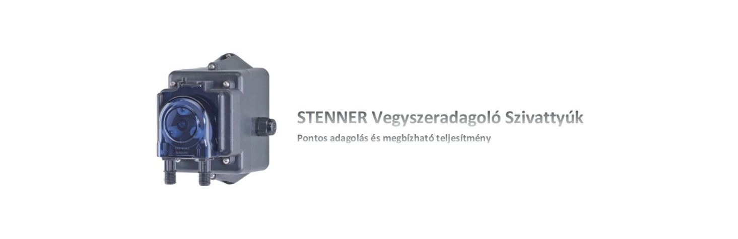Stenner szivattyú